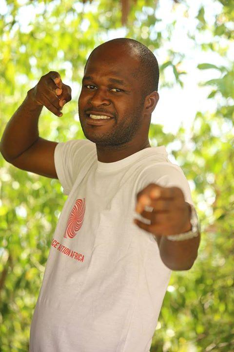 Jude Nnakwue organiser of PIPO Nigeria