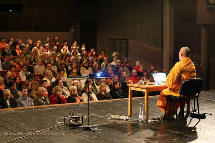 Mindfulness & Meditation Event in Lithuania