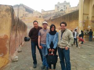The Jaipur Trip