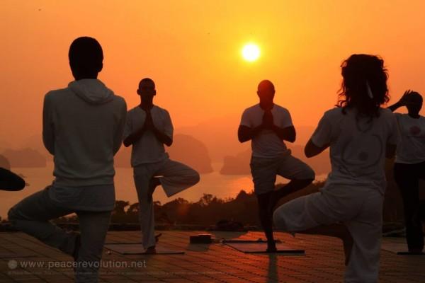 Meditation retreat Mooktawan Thailand