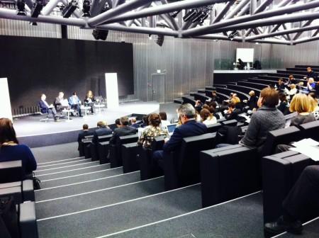Plenary Session at Geneva Peacebuilding Platform Annual Meeting 2014