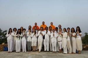 Peace Revolution Artistic Meditation Retreat