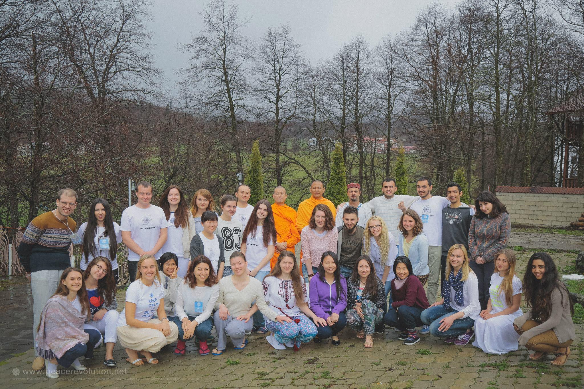 Peace Revolution BRIDGE Peace Fellowship