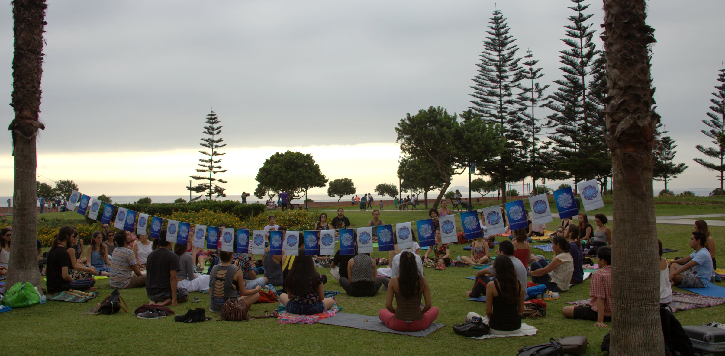 Peace Revolution Lima Activities