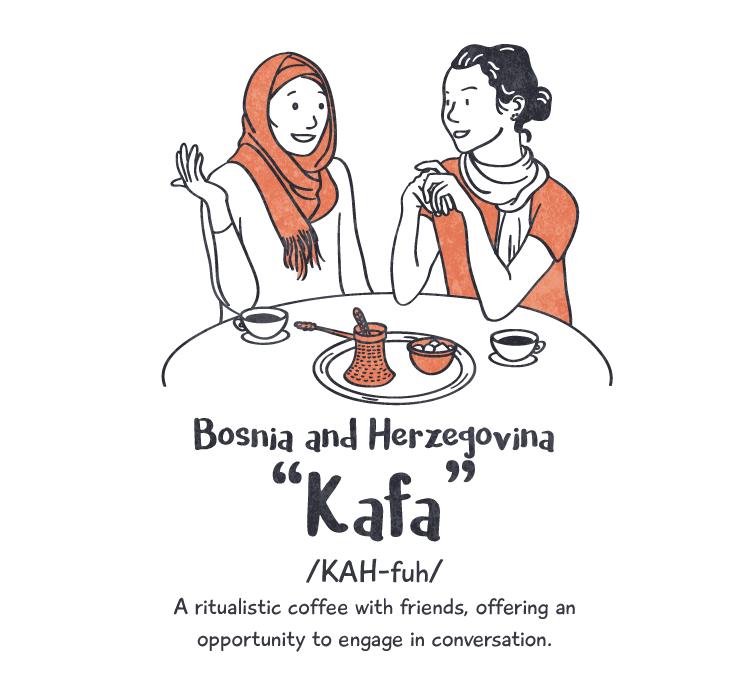 Happiness: 'kafa' Peace Revolution